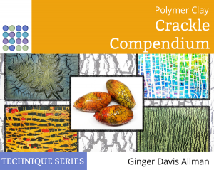 polymer clay crackle compendium
