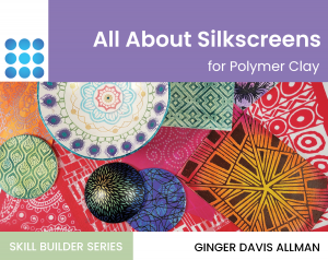 all about silkscreens polymer clay tutorial cover