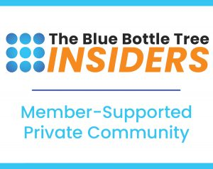 blue bottle insiders private community
